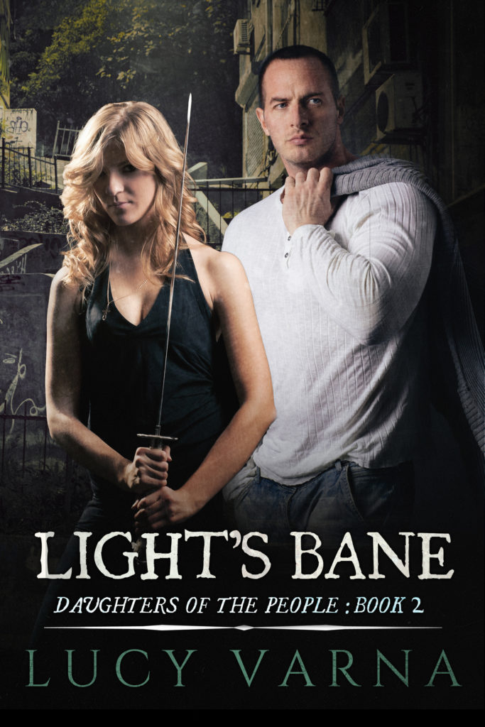 Light's Bane by Lucy Varna