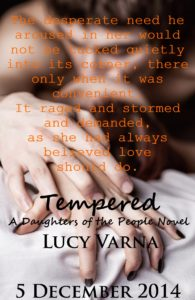 Tempered by Lucy Varna