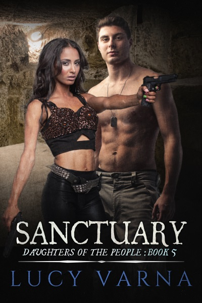 Sanctuary by Lucy Varna