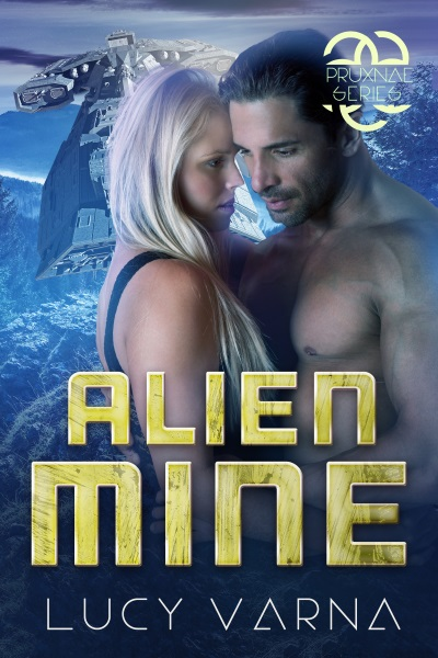 Alien Mine by Lucy Varna